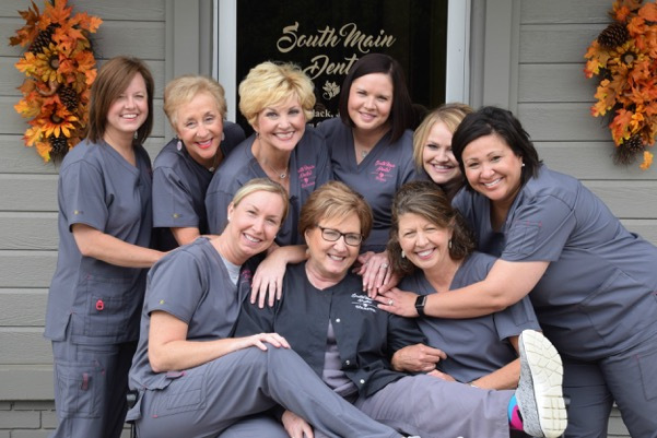 The Team at South Main Dental